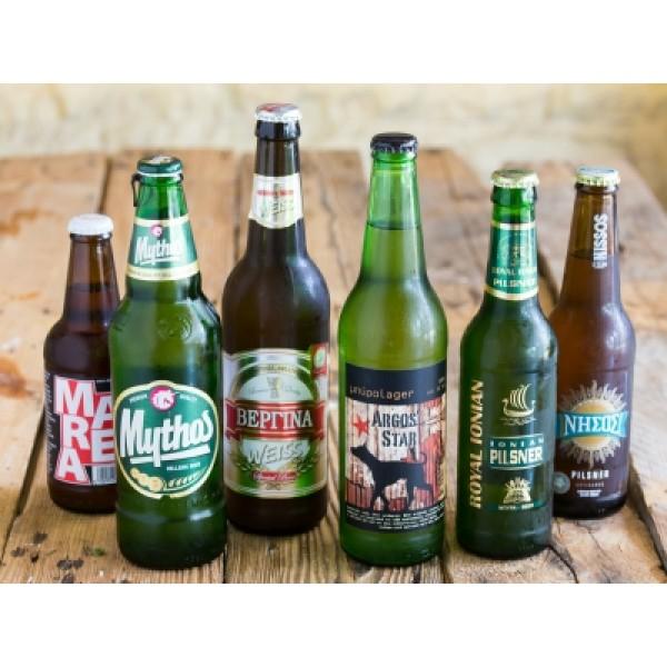 Διάφορες μπύρες 330ml