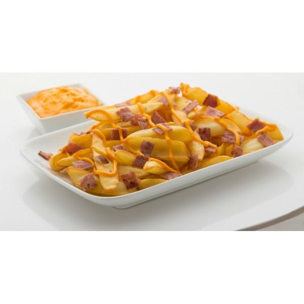 Πατάτες cheddar