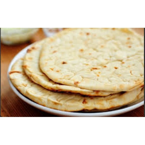 Πίτα καλαμποκιού ή ολικής