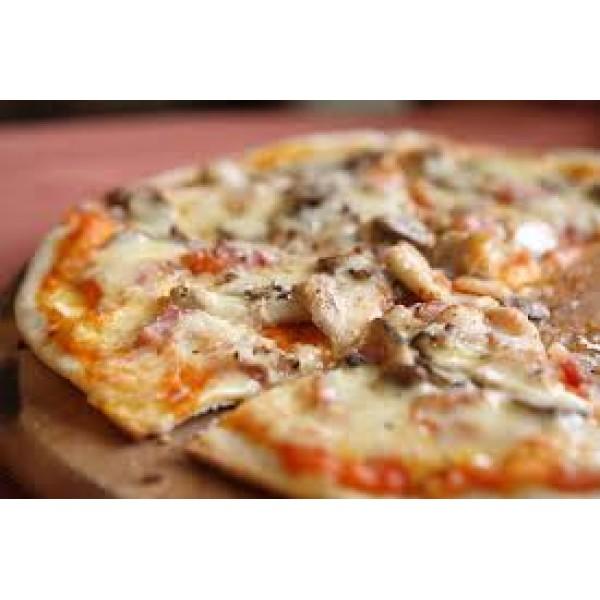 Πίτσα 4 εποχές