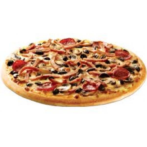 Πίτσα καπριτσιόζα