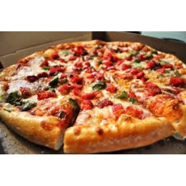 Πίτσα μεξικάνα